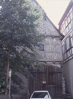 Ansicht von Norden / Abgegangene Fachwerkscheune in 74354 Besigheim (M. Haußmann)