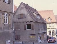 Ansicht von Südost / Wohnhaus, Neubau in 74354 Besigheim (M. Haußmann)