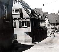 Ansicht von Südost / Wohnhaus, Neubau in 74354 Besigheim (Stadtarchiv Besigheim)
