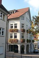 Ansicht von Osten / Wohnhaus, Neubau in 74354 Besigheim (27.10.2016 - M. Haußmann)