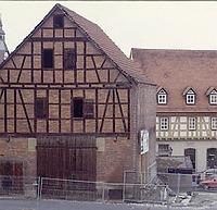 Ansicht von Süden / Abgegangene Scheune in 74354 Besigheim (M. Haußmann)