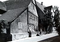 Ansicht von Süden / Wohnhaus in 74354 Besigheim (Stadtarchiv Besigheim)