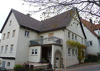 Ansicht von Süden / Wohnhaus in 74354 Besigheim (04.11.2016 - M. Haußmann)