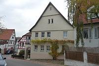 Ansicht von Südost / Wohnhaus in 74354 Besigheim (04.11.2016 - M. Haußmann)