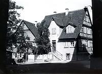 Ansicht von Südost / Wohnhaus in 74354 Besigheim (13.05.2014 - Stadtarchiv Besigheim)