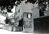 Ansicht von Nordosten / Wohnhaus, Neubau in 74354 Besigheim (Stadtarchiv Besigheim)