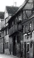 vor 1980 / Wohnhaus in 74354 Besigheim (Stadtarchiv Besigheim)