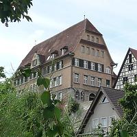 Nordseite / Verwaltungsgebäude (ehem. Oberamt) in 74354 Besigheim (2016 - M.Haußmann)