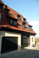 Südseite / Wohnhaus (ehemalige Scheune) in 74354 Besigheim (2016 - M.Haußmann)