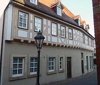 Südseite / Geschäftshaus in 74354 Besigheim (2016 - M.Haußmann)