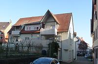 Südseite / Wohn- und Geschäftshaus in 74354 Besigheim (2016 - M.Haußmann)