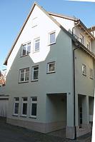 Südseite / Wohn- und Geschäftshaus in 74354 Besigheim (2016 - M. Haußmann)