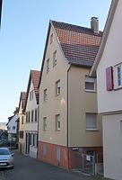 Nordwestseite / Wohnhaus in 74354 Besigheim (2016 - M.Haußmann)