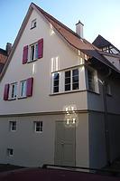 Westseite / Wohnhaus in 74354 Besigheim (2016 - M. Haußmann)