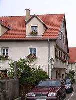 Südwestseite / Wohnhaus in 74354 Besigheim (2007 - Denkmalpflegerischer Werteplan,  Gesamtanlage Besigheim  Regierungspräsidium Stuttgart)