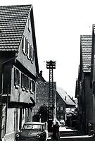 Südwestseite um 1960 / Wohnhaus in 74354 Besigheim (Stadtarchiv Besigheim)
