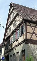 Ansicht von Nordost / Wohnhaus in 74354 Besigheim (28.08.2014 - M. Haußmann)