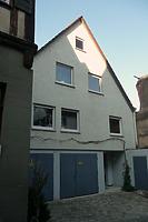 Ansicht von Südwest / Wohnhaus in 74354 Besigheim (2016 - M. Haußmann)