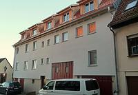 Ansicht von Westen / Wohnhaus in 74354 Besigheim (2016 - M. Haußmann)
