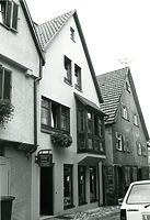Südseite / Wohn- und Geschäftshaus in 74354 Besigheim (Stadtarchiv Besigheim)