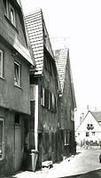 Südseite vor 1981 / Wohn- und Geschäftshaus in 74354 Besigheim (Stadtarchiv Besigheim )