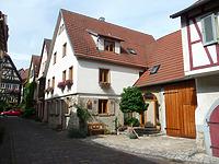 Ostseite / Wohnhaus in 74354 Besigheim (2014 - M.Haußmann)