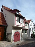 Südseite / Wohnhaus in 74354 Besigheim (2014 - M.Haußmann)