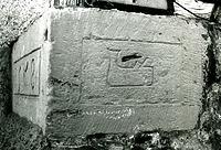 Handwerkerzeichen Schreiner / Wohnhaus in 74354 Besigheim (1980 - M.Haußmann)