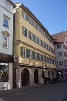 Nordostansicht / Alte Mensa Prinz Karl in 72070 Tübingen (21.09.2019 - Christin Aghegian-Rampf)