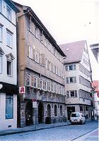 Ansicht von Nordosten / Alte Mensa Prinz Karl in 72070 Tübingen