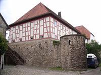 Ansicht von Norden mit Kelteranbau / Keltertürmle in 74354 Besigheim (Denkmalpflegerischer Werteplan, Gesamtanlage Besigheim, Regierungspräsidium Stuttgart)