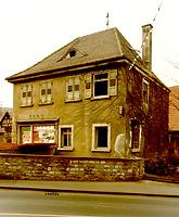 """Vorgängergebäude, Ansicht von Süden / Hotel und Restaurant """"Ortel"""" in 74354 Besigheim (Stadtarchiv Besigheim)"""