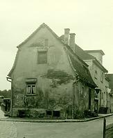 Historische Aufnahme, Ansicht von Nordosten / Abgegangenes Wohnhaus in 74354 Besigheim (Stadtarchiv Besigheim)