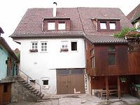Nebengebäude 49/1 / Wohnhaus, Untere Enzmühle (Schellenmühle) in 74354 Besigheim (2007 - Denkmalpflegerischer Werteplan, Gesamtanlage Besigheim, Regierungspräsidium Stuttgart)