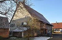 Ansicht Ost / Historischer Einfirsthof in 72336 Balingen, Ostdorf (24.02.2016 - strebewerk. Architekten GmbH)