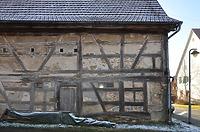 Ansicht Nord / Historischer Einfirsthof in 72336 Balingen, Ostdorf (24.02.2016 - strebewerk. Architekten GmbH)
