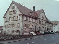 Rathaus in 78655 Dunningen (31.05.2016 - Architektengemeinschaft Digeser - Meiser, Dunningen)