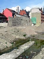 Stadtmauer und Graben in 78462 Konstanz (08.09.2016 - Löbbecke Frank)