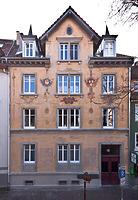Wohnhaus in 78462 Konstanz (13.03.2012)