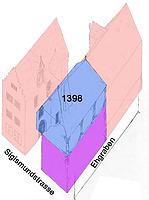 """Wohnhäuser """"Zur Steige"""" und """"Zur Salzscheibe"""" in 78464 Konstanz (Frank Löbbecke)"""