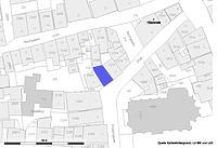 LAgeplan (Vorlage LVA und RPS-LAD) / vmtl. Bürgerhaus in 72070 Tübingen