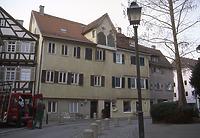 Strassenansicht / vmtl. Bürgerhaus in 72070 Tübingen
