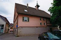 Ansicht West / Altes Rathaus in 71384 Weinstadt-Großheppach (Armin Seidel)
