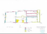 Bauaultersplan OG / Wohnhaus in 78464 Konstanz (2017 - B. Lohrum )