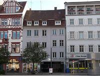 Gesamtansicht / Abgegangenes Wohn- und Geschäftshaus in 78462 Konstanz (Stefan King)