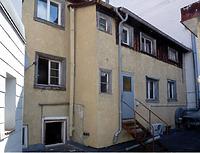 Rückansicht / Abgegangenes Wohn- und Geschäftshaus in 78462 Konstanz (Stefan King)