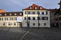 Marktplatz 9 und Marktplatz 9a vom Marktplatz aus gesehen. / Teil des Ulmer Museums in 89073 Ulm