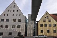 Ehinger Stadel mit Zwischenbau und Kiechelhaus / Teil des Ulmer Museums (Ehinger Stadel) in 89073 Ulm