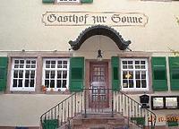 Gasthof Zur Sonne in 77704 Oberkirch (Baldszuhn)