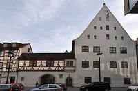 Kiechelhaus mit Renaissancehof / Ulmer Museum in 89073 Ulm